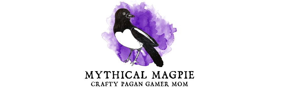 Mythical Magpie